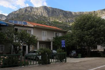 Drvenik Donja vala, Makarska, Property 503 - Apartments and Rooms near sea with pebble beach.