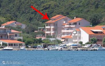 Supetarska Draga - Donja, Rab, Objekt 5033 - Ubytování v blízkosti moře.