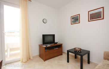 Barbat, Living room in the apartment, dopusteni kucni ljubimci i WIFI.