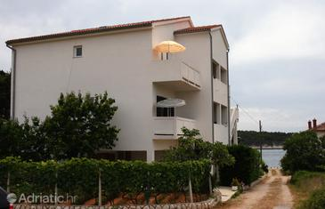 Barbat, Rab, Property 5035 - Apartments near sea with pebble beach.