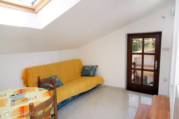 Palit, Living room in the apartment, dopusteni kucni ljubimci i WIFI.