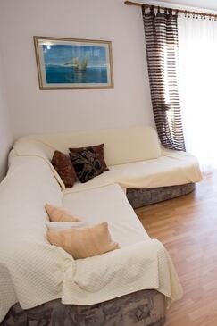Banjol, Гостиная в размещении типа apartment, доступный кондиционер и WiFi.