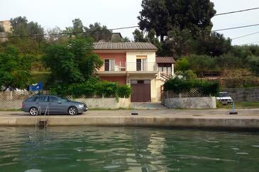 Supetarska Draga - Donja, Rab, Objekt 5042 - Apartmani blizu mora.