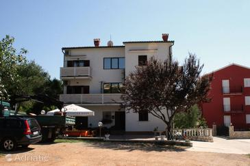 Palit, Rab, Property 5044 - Apartments and Rooms near sea with pebble beach.