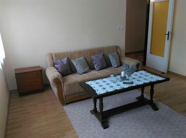 Supetarska Draga - Donja, Camera di soggiorno nell'alloggi del tipo apartment, WiFi.