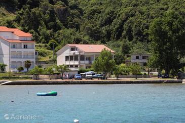 Supetarska Draga - Donja, Rab, Alloggio 5045 - Appartamenti affitto vicino al mare con la spiaggia sabbiosa.