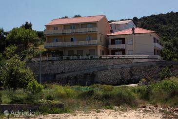 Supetarska Draga - Donja, Rab, Объект 5046 - Апартаменты вблизи моря.