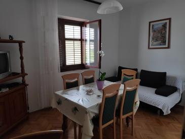 Palit, Woonkamer in the apartment, (pet friendly) en WiFi.
