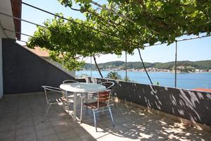 Apartments by the sea Supetarska Draga - Gornja, Rab - 5053