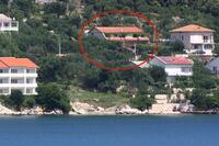 Apartmány u moře Supetarska Draga - Gornja (Rab) - 5053