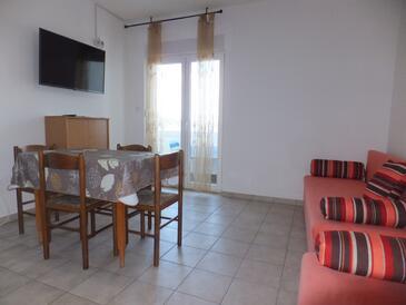 Supetarska Draga - Gornja, Столовая в размещении типа apartment, WiFi.