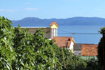 Brist, Makarska, Objekt 506 - Ubytování v blízkosti moře s oblázkovou pláží.