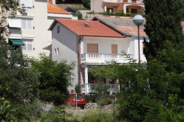 Palit, Rab, Property 5061 - Apartments and Rooms with pebble beach.