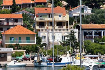 Jezera, Murter, Property 5063 - Apartments by the sea.