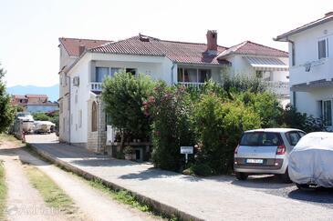 Barbat, Rab, Property 5069 - Apartments near sea with pebble beach.