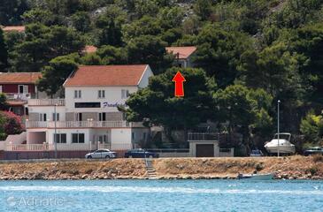 Tisno, Murter, Objekt 5111 - Ubytování v blízkosti moře.