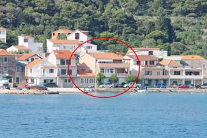 Apartments by the sea Tisno, Murter - 5113