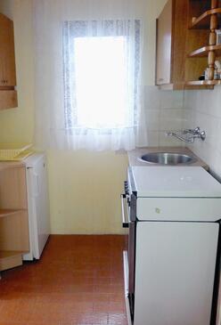 Murter, Kuchyně v ubytování typu apartment, domácí mazlíčci povoleni.