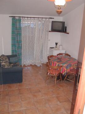 Murter, Sufragerie în unitate de cazare tip apartment, animale de companie sunt acceptate şi WiFi.