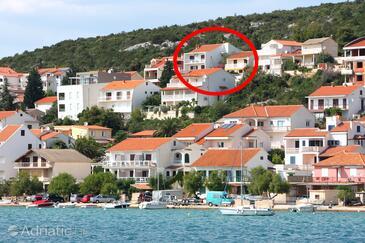 Tisno, Murter, Объект 5130 - Апартаменты вблизи моря.