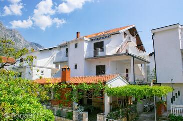 Podaca, Makarska, Property 514 - Apartments near sea with pebble beach.