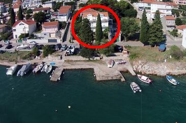 Tisno, Murter, Objekt 5141 - Ubytování v blízkosti moře.