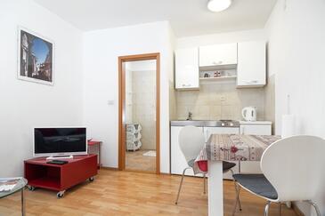 Split, Kitchen in the apartment.