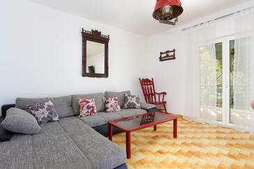 Poljica, Living room in the house, WiFi.