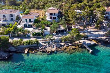 Nečujam, Šolta, Property 5162 - Apartments by the sea.