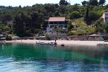 Rogač, Šolta, Objekt 5166 - Ubytování v blízkosti moře s oblázkovou pláží.