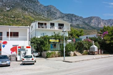 Podaca, Makarska, Property 517 - Apartments and Rooms with pebble beach.