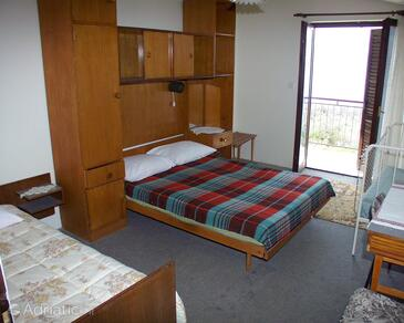 Podaca, Chambre dans l'hébergement en type room, WiFi.