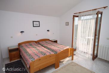 Gornje selo, Bedroom in the room, dostupna klima, dopusteni kucni ljubimci i WIFI.