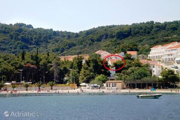 Nečujam, Šolta, Property 5173 - Apartments near sea with pebble beach.