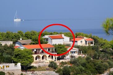 Rogač, Šolta, Property 5174 - Apartments by the sea.