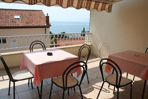 Apartments by the sea Podgora, Makarska - 518