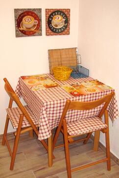 Maslinica, Столовая в размещении типа studio-apartment, WiFi.