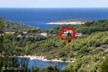 Maslinica, Šolta, Objekt 5180 - Ubytování v Chorvatsku.