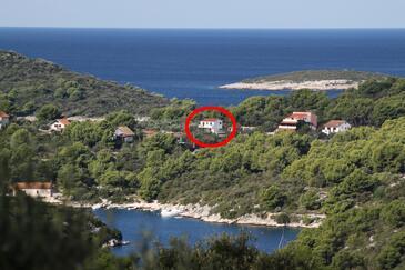 Maslinica, Šolta, Objekt 5184 - Ferienwohnungen in Kroatien.