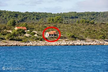Livka, Šolta, Property 5185 - Vacation Rentals by the sea.