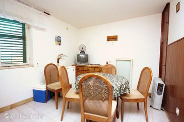 Gornje selo, Dining room in the apartment, dopusteni kucni ljubimci.