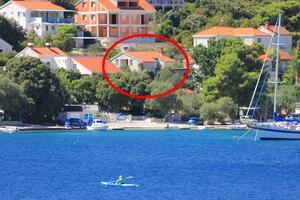 Apartmanok a tenger mellett Zrnovska Banja (Korcula) - 5203