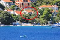 Apartments by the sea Žrnovska Banja (Korčula) - 5203