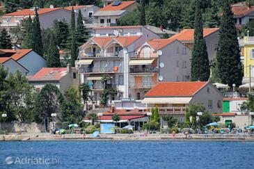 Selce, Crikvenica, Object 5206 - Appartementen by the sea.