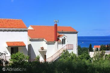 Cavtat, Dubrovnik, Objekt 5222 - Sobe sa šljunčanom plažom.