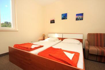 Cavtat, Sypialnia w zakwaterowaniu typu room, WIFI.