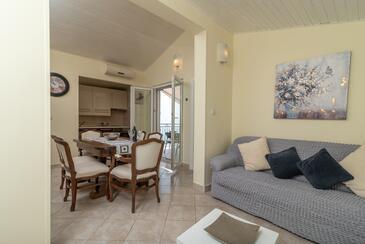 Rastići, Living room in the apartment, WIFI.