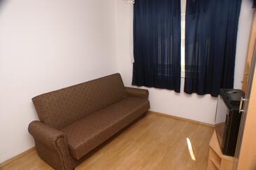Vodice, Pokój dzienny w zakwaterowaniu typu apartment, WIFI.