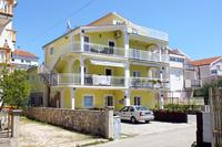Апартаменты с парковкой Водице - Vodice - 5237