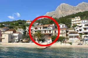 Apartments by the sea Podgora, Makarska - 5241